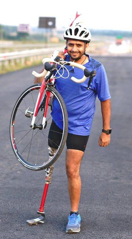 smilingcyclist